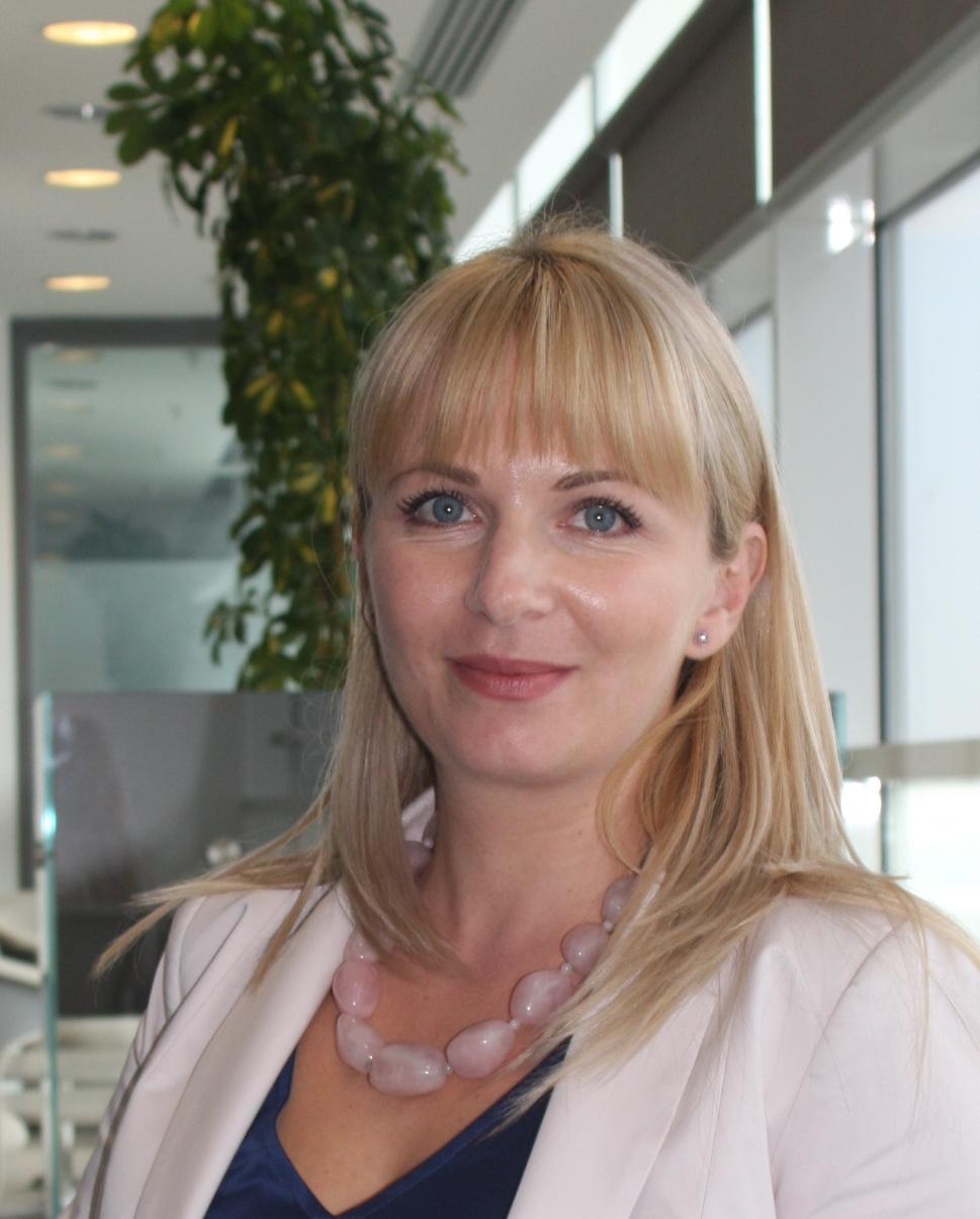Andreea Mihnea - noul Director de Resurse Umane al EY România