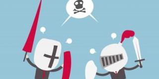 Cum poti sa eviti un conflict la munca atunci cand colegii tai nu sunt pe aceeasi lungime de unda cu tine?