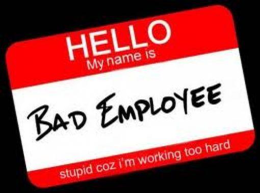 3 tipuri de angajați toxici care ar trebui concediați