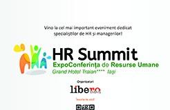 HR Summit - pe 17 octombrie, la Iași