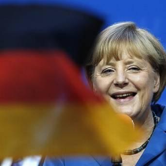 Victoria lui Markel, o mască pentru problemele economice ale Germaniei