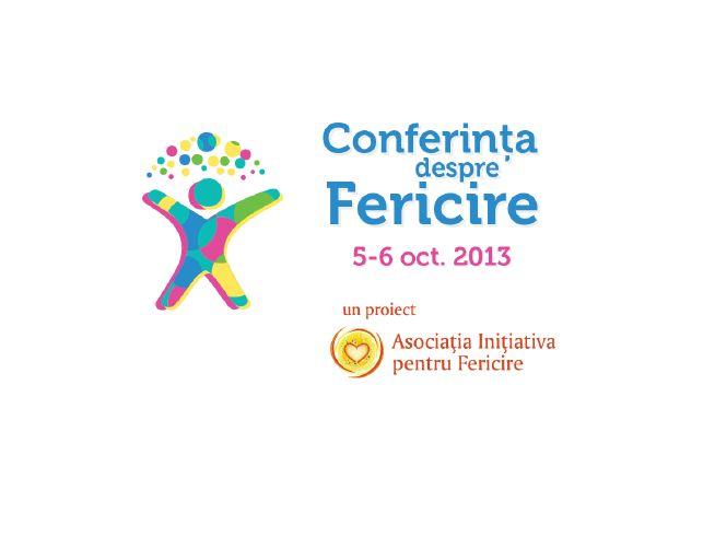 Conferința despre Fericire, în octombrie, la București