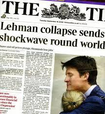 Cum a reacționat Twitter la falimentul băncii Lehman Brothers