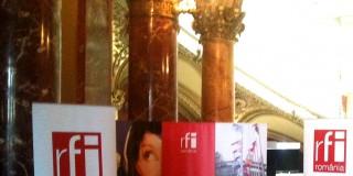 RFI România în direct de la Ateneul Român