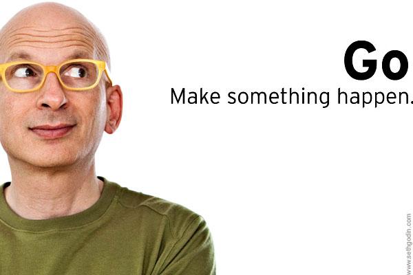 Seth Godin - Un lider care nu este dispus să piardă, nu poate avea succes