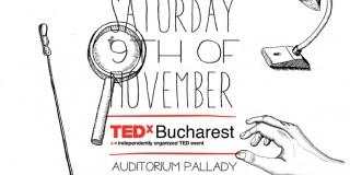 20 de speakeri la cea de-a cincea ediție a TEDxBucharest