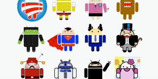 Istoria din spatele logo-ului Android