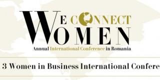 Conferința Internațională Femei în Afaceri - Cheia succesului pentru o femeie de afaceri