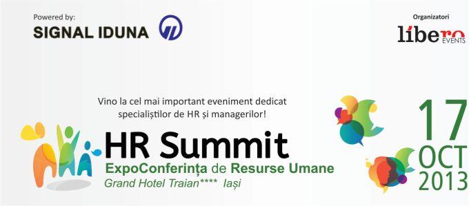 HR Summit Iași - Peste 120 de specialiști din companii naționale și internaționale își dau întâlnire la eveniment