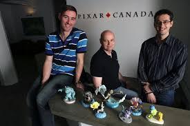 Disney a închis Pixar Canada
