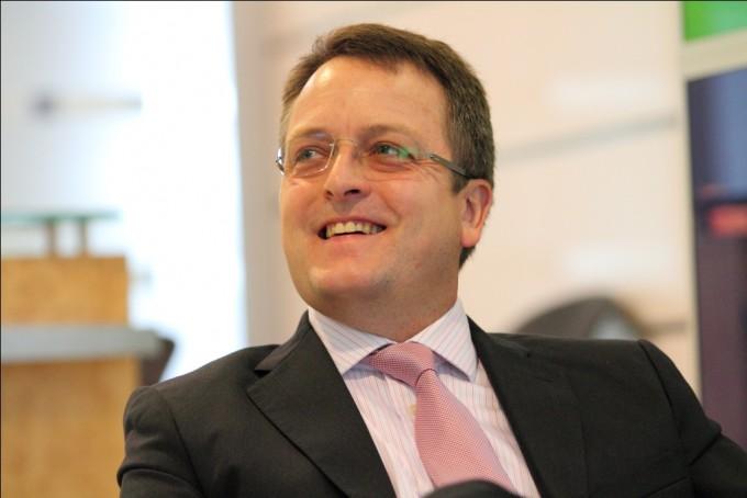 Hein van Dam, Indicele privind încrederea investitorilor în Europa Centrală, pe drumul cel bun