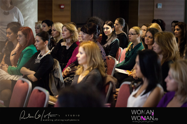 Conferintele Woman2Woman.ro – prima ediție