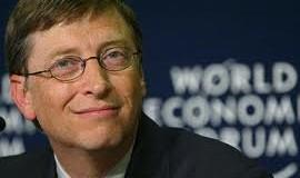 Bill Gates - Internetul nu va salva lumea
