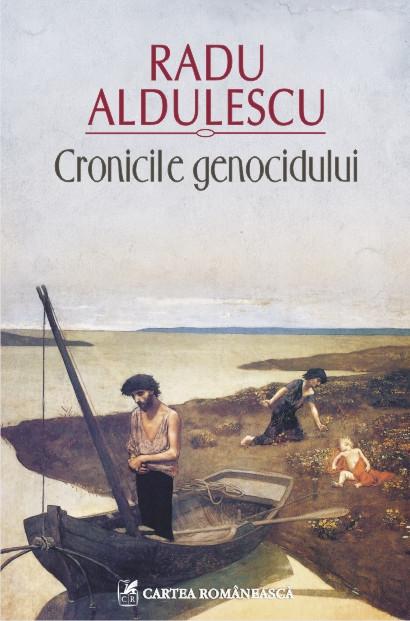 """""""Cronicile genocidului"""", de Radu Aldulescu, desemnat romanul anului 2012"""
