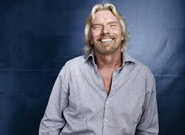 Primul job al lui Richard Branson - O afacere cu peruși