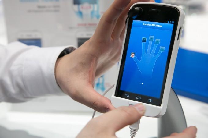Studiu Ericsson - De când vor deveni smartphone-urile cu funcții de recunoaștere biometrică un lucru comun