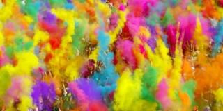 The Color Run - Cursa în culori, pe 26 aprile la București