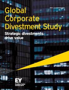 Raport EY: Vânzarea de active urcă pe agenda companiilor globale
