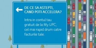 UPC România lansează o nouă platforma online care oferă funcţii avansate de facturare