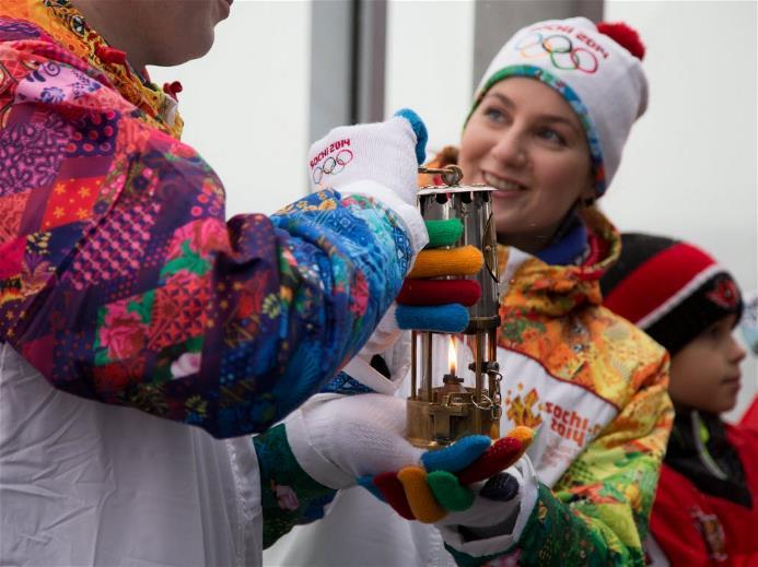 Olimpiada de la Soci, văzută din alt unghi