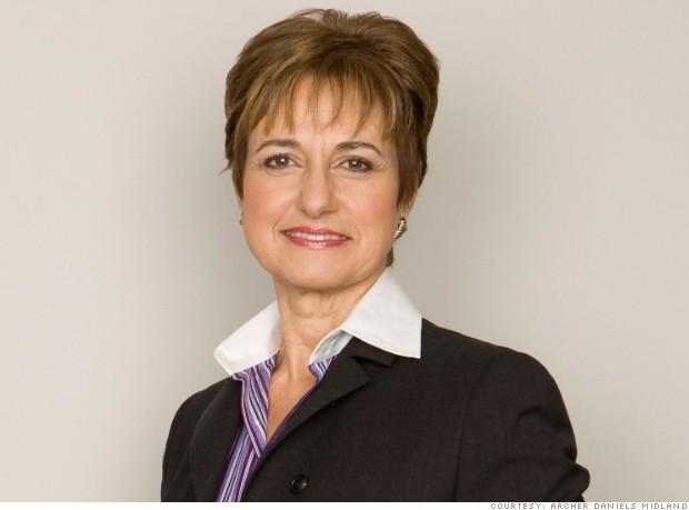 9. Patricia Woertz