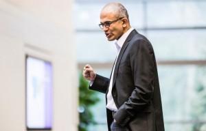 Satya Nadella sef Microsoft