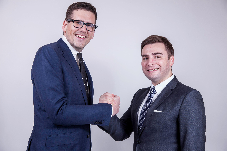 Tadeusz Kuropatwinski & Bogdan Albu, XTB Romania