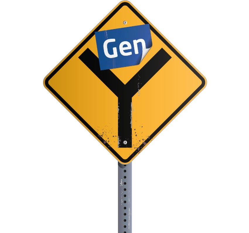 generatia y
