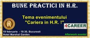 masa rotunda Bune practici in H.R.