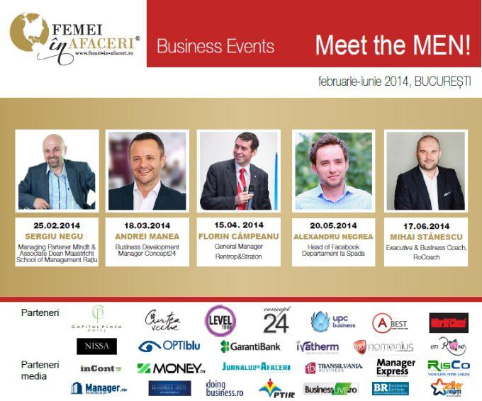 meet the men