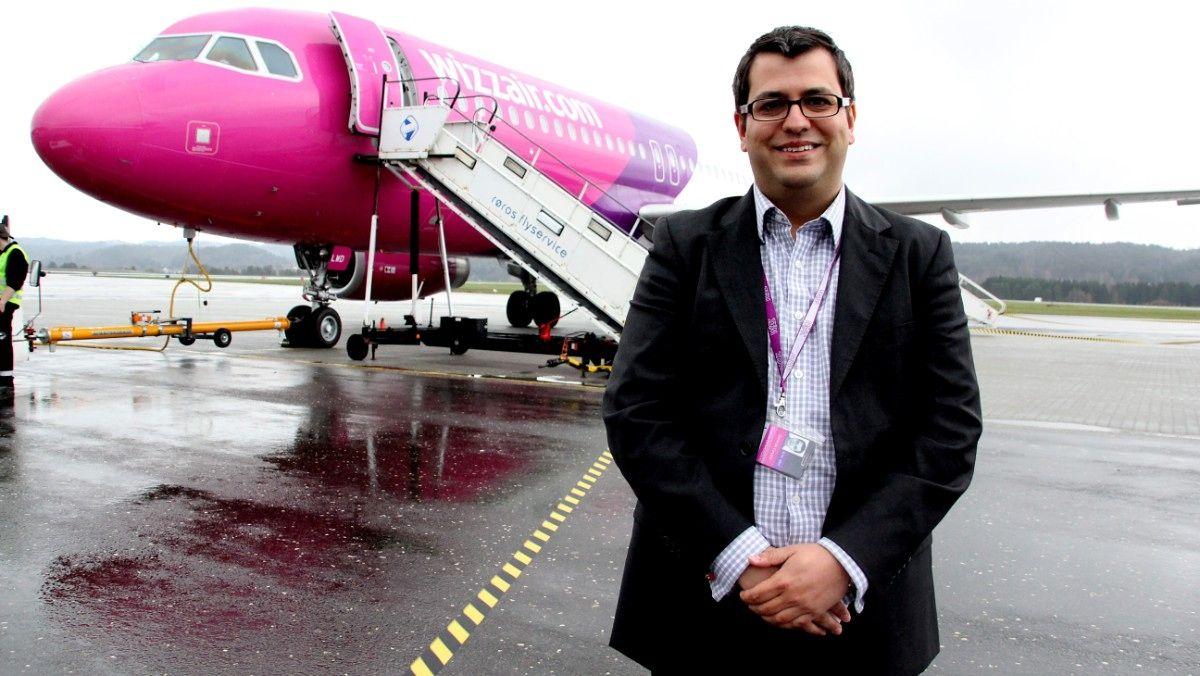 Daniel de Carvalho Wizz Air