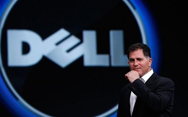 Michael Dell. Sursa: www.telegraph.co.uk