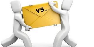 social media mail