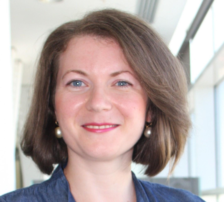 Mihaela Matei, Supervising Marketing Associate, EY Romania
