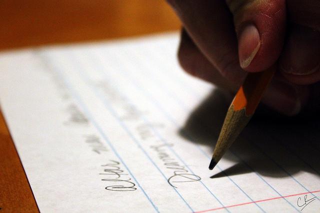 Dependenta de scris