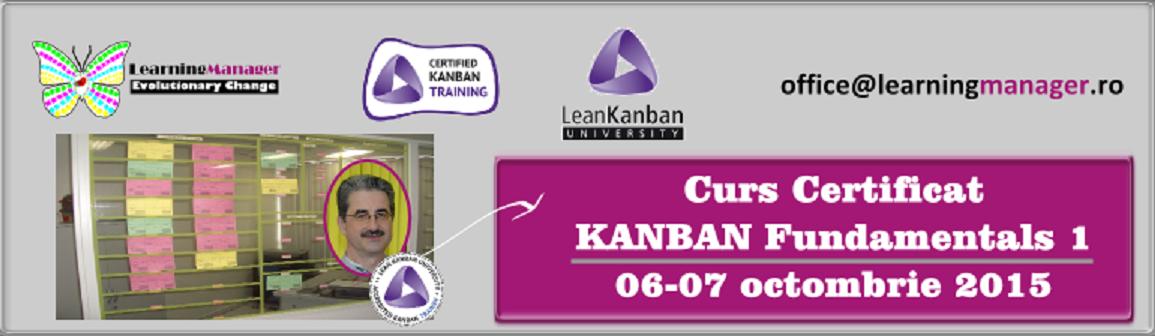 Fii Lean / Agile cu Kanban!