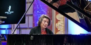 Elisabeth Leonskaja. Foto: Vlad Eftenie/Festivalul George Enescu, 2015
