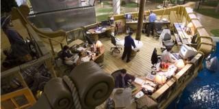 Cinci spații de birouri unice în lumeSursa: Office Snapshots