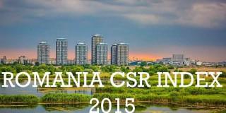 Romania CSR Index 2015: Topul celor mai responsabile companii de pe piaţa locală