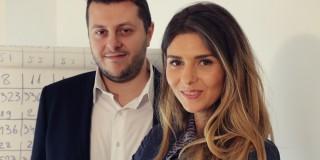 Catrinel Hagivreta si George Hagivreta. Primul site de recrutare pentru specialiștii medicali din țară