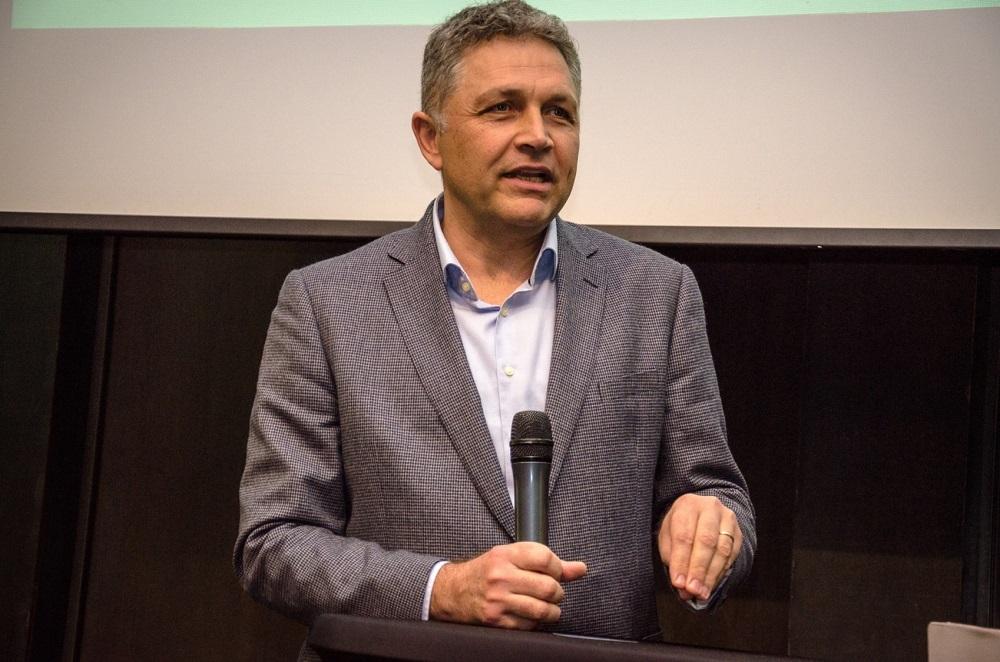 Marius Perşinaru este noul Președinte al Schneider Electric România