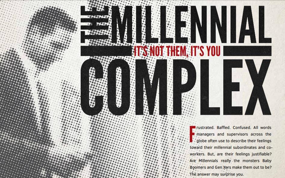 Care sunt cele mai mari provocări ale companiilor când angajează Millennials