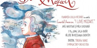 """""""I Love Mozart"""" - un concert de gală sub bagheta dirijorului Tiberiu Soare"""