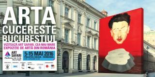 Art Safari 2016 va avea loc în Palatul Dacia