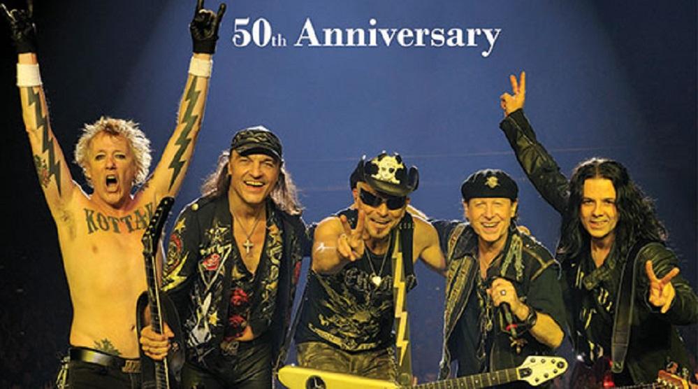 Concert Scorpions la Romexpo