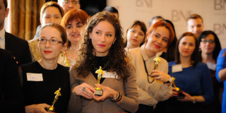 BNI acordă mâine premiile Oscar pentru excelență în afaceri