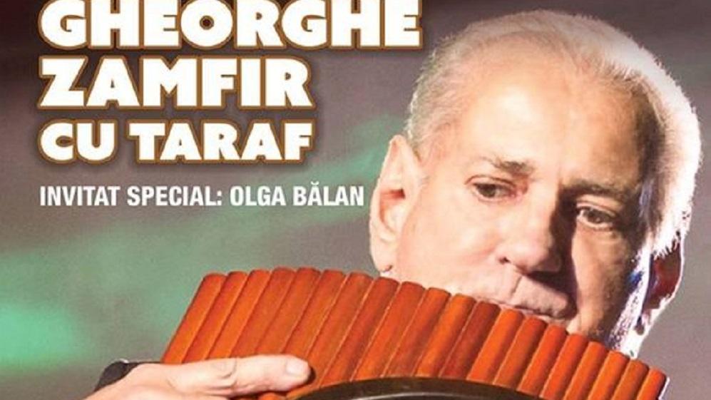 Gheorghe Zamfir la Berăria H