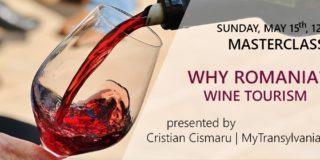 Salon de vinuri dedicat promovării turismului viticol din România