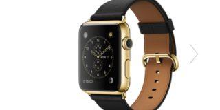 Cel mai scump smartwatch vândut în România: Apple Watch Edition, placat cu aur, în valoare de 79.999 lei
