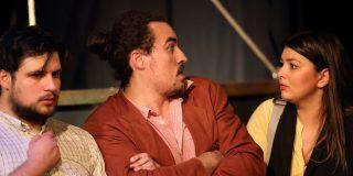 LUV – Menage a trois, spectacol de comedie la Teatrul În Culise